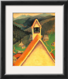 Church Bell, Ward Prints by Georgia O'Keeffe