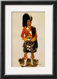 The Argyll and Sutherland Highlanders Prints by A. E. Haswell Miller