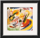 Without Title Prints by Wassily Kandinsky