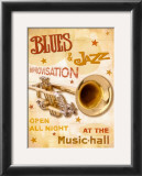New Orleans Jazz IV Prints by  Pela