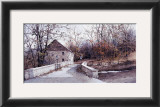 The Mill Bridge Art by Ray Hendershot