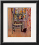 Sitting Pretty Prints by Dawna Barton