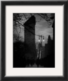 The Flatiron Building Art by Alvin Langdon Coburn