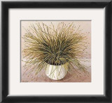 Bare Grass I Poster by Galley 