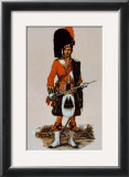 The Black Watch Posters by A. E. Haswell Miller