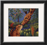 Jungle Love II Prints by Marisol Sarrazin