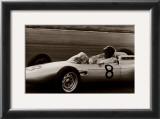 Dutch Grand Prix 1962 Posters by Jesse Alexander