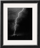 First Photograph Of Lightening Prints