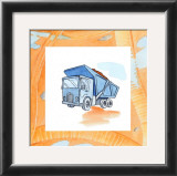 Charlie's Dumptruck Prints by Charles Swinford