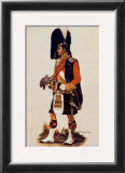 The Gordon Highlanders Prints by A. E. Haswell Miller