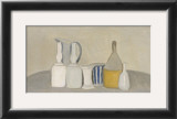 Still Life of Bottles and Pitcher, 1946 Posters by Giorgio Morandi