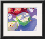 Fruit Slices II Prints by Carolyn Biggio