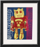 Moon Explorer Robot, c.1983 Prints by Andy Warhol