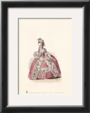 French Costumes Posters by P. Pauquet