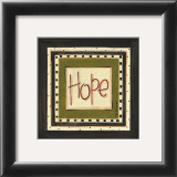 Hope Prints by Karen Tribett