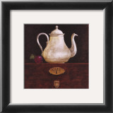 Coffee Pot Wall Art by Eric Barjot