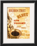 New Orleans Jazz III Prints by  Pela