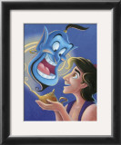 Aladdin and the Genie: The Magic Lamp Posters