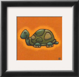 Manuel la Tortue Prints by Raphaele Goisque