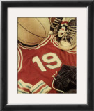 Basketball Posters by Luca Ventura