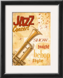 New Orleans Jazz I Poster by  Pela