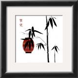 Geisha I Art by Jenny Tsang