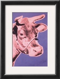 Cow, 1976 Art by Andy Warhol