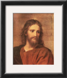 Christ at Thirty-Three Posters by Heinrich Hofmann