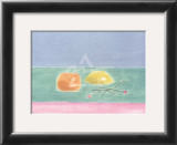 Still Life (detail) Prints by Craigie Aitchison