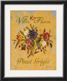 Pinot Grigio Print by Pamela Gladding