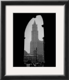 View Of Woolworth Building Print