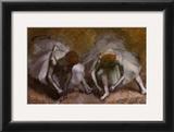 Frieze of Dancers (detail) Poster by Edgar Degas