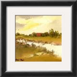 Farmlands VII Art by Hans Paus