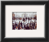 The Prayer Meeting Prints by Laurence Stephen Lowry