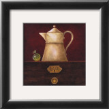 Caffe Lait Carafe Posters by Eric Barjot