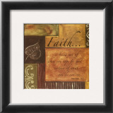 Words to Live By: Faith Prints by Debbie DeWitt