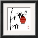 Geisha II Posters by Jenny Tsang