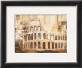 Colosseo Roma Poster by Rian Withaar