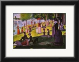 Sunday on La Grande Jatte, 1884 Prints by Georges Seurat