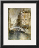 Venice Posters by James Abbott McNeill Whistler