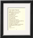 The Lord's Prayer Prints