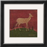 Folk Fawn Prints by Warren Kimble