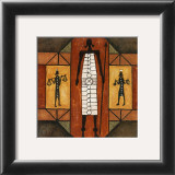 African I Prints by Jerome Obote