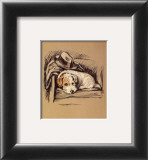 Dog's Life I Prints by  Mac