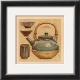 Tea Pot IV Prints by Laurence David