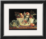 Peach Still Life Poster by Kay Lamb Shannon
