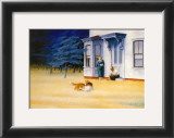 Cape Cod Evening Prints by Edward Hopper