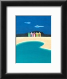 On the Seashore II Prints by A. Spitz