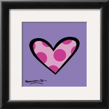 Dotty About You Posters by Romero Britto