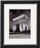 Arc de Triomphe Posters by Christopher Bliss